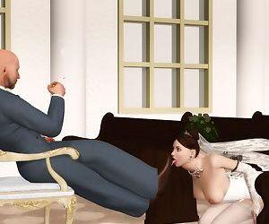 Restrain bondage Bride Volume 2-3