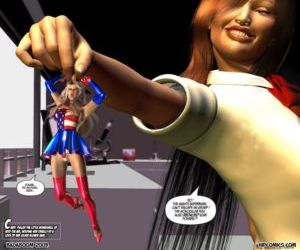 The case of shrinking Superbgirl – 03