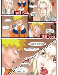 Milftoon- Naruto