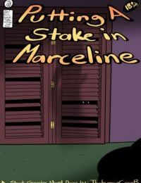 Adventure Time- Putting A Stake in Marceline