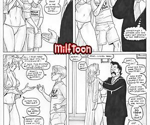 Milftoon- Dumb Blond