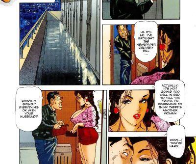 Miss DD-Cheating on Reiko