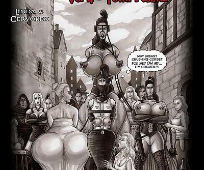 Linda & Cervolex- Vampire Huntress Vol 4