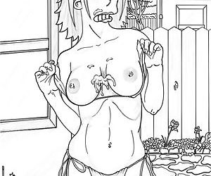 Milftoon – Simpsons- So big and hard