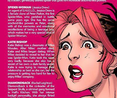 Miles Morales- Ultimate Spider Man 2