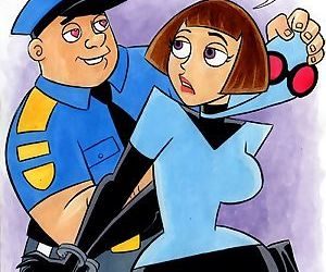Danny Phantom -Maddie Fenton busted