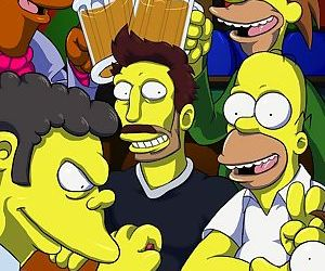 Simpsons – Darren's Adventure