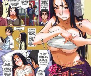 Hentai- Love, Breast Milk, and Yamada's Juices