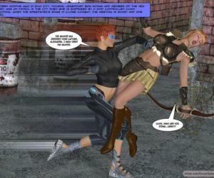 Naughty Nurse Saga- Fresh Guard #6
