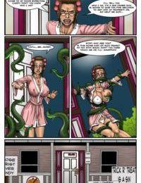 Deuces Comics-Southern Belle