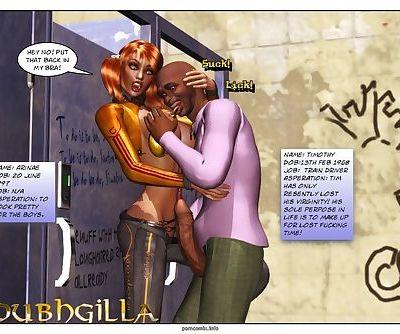 Dubhgilla- Tim and redhead