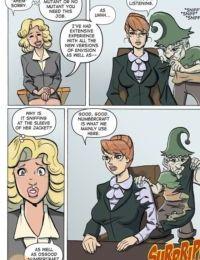 Toon Sex- That is strange