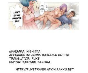 Hentai-Manga- Sisters Game