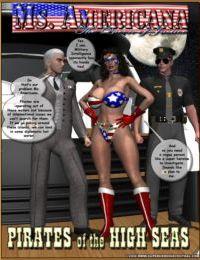 Ms Americana – Pirates of the High Seas