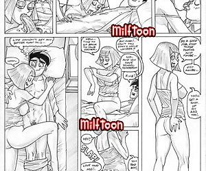 Milftoon- Danny Phontom