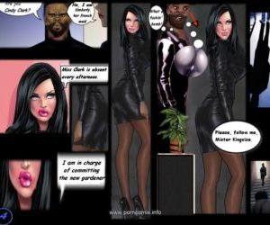 InterracialSexZone- The Black Gardener 2