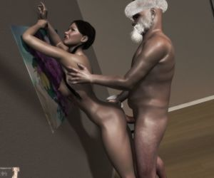 Zens3DGirl- Santa Claus Is Cumming To Town