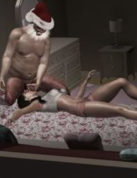 Zens3DGirl- Santa Claus Is Cumming To Town