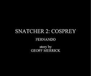 Fernando- Snatcher 2- Cosprey