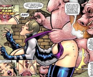 Superheroine- What Super girls Likes Most