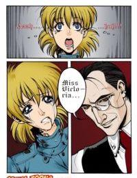 Crimson- Walter x Victoria