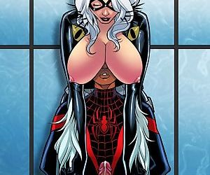 Miles Morales- Ultimate Spider Man 3