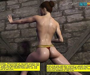 CrazzyXXX3DWorld- Blade Maidens – Episode 6
