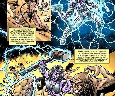 Dark Gods #1 – The Summoning