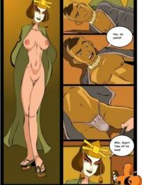 Avatar Sex Comics