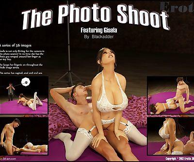 Blackadder- The Photo Shoot