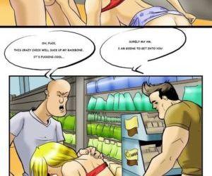 Supermarket Slut