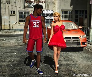 InterracialSex3D – Ghetto Pussy Riders