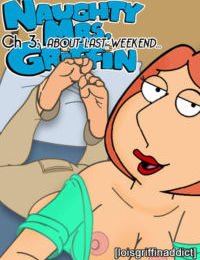 FG-Naughty Mrs. Griffin 3- About Last Weekend