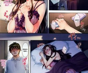 Hentai- Sleepless Night-