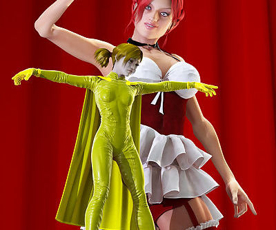 Philo Hunter- Champion Girl Vs Mary-Annette