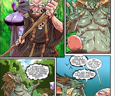 Mana World- Troll Toll