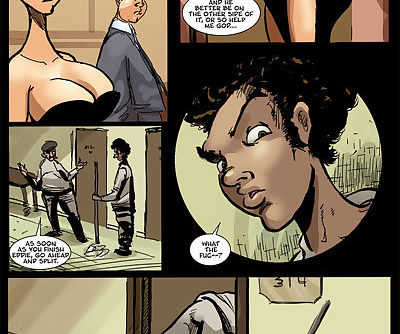Dirty Comic – The Seance