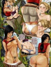Uncharted XXX: Among Girls