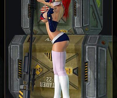 Zzomp 3DX- Introducing Yoko