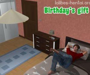 Lolibes Hentai- Jude's sister- Birthday's gift