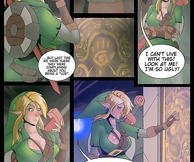 The Legend of Zelda- Temple of Change