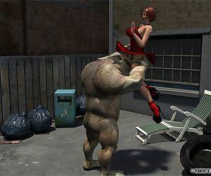 3DFiends- Monster Chronicles 1