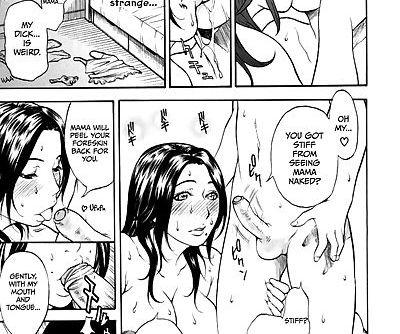 Hentai- Overprotective Mama