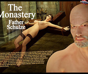 3dBDSMdungeon- The Monastery � Father Shulze