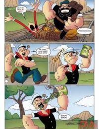 Popeye the sailor man- CartoonZA