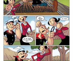 Popeye the sailor man- CartoonZA