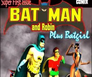 Batman and Robin 1