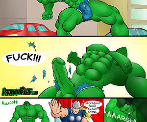 - Hulk in Heat