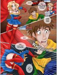 Milftoon- Super Woman 1
