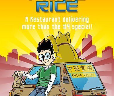 Shrimp Fried Rice- BNW